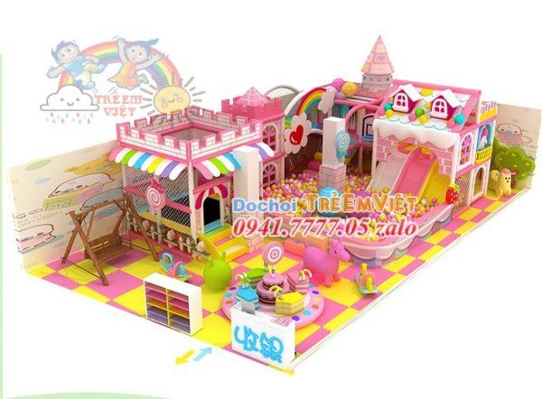 Nhà liên hoàn kẹo trung bình CD-M0008
