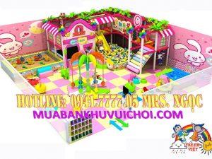 Nhà liên hoàn kẹo trung bình CD-M0015