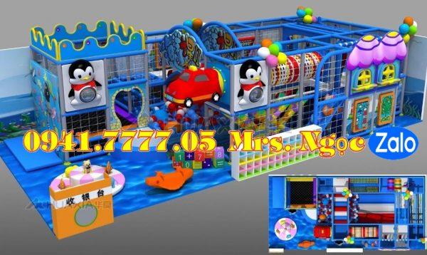 Nhà liên hoàn đại dương trung bình OC-M0011