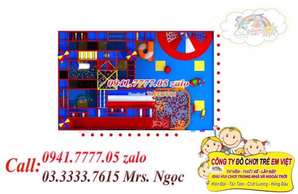 NHÀ LIÊN HOÀN KẸO LỚN CD-B0005