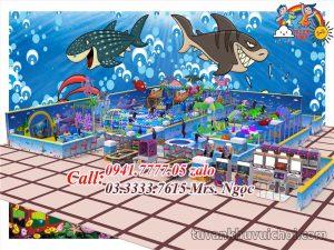 Nhà liên hoàn đại dương lớn OC-B0003