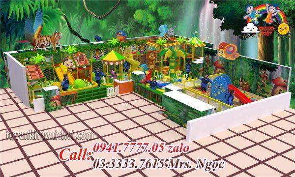 Nhà liên hoàn Rừng Xanh FR-0013