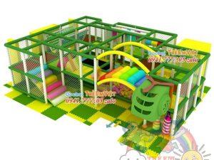 Nhà liên hoàn Rừng xanh trung bình FR-M0001