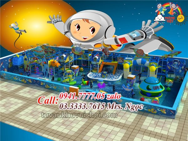 Nhà liên hoàn Vũ trụ SP-0003
