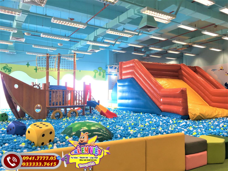 Setup - Top 3 thiết kế khu vui chơi trẻ em đạt hiệu quả nhất hiện nay?