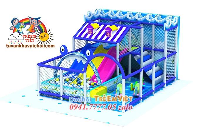 báo giá khu vui chơi trẻ em