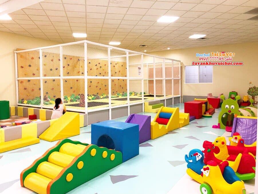 Thi công khu vui chơi trẻ em TPHCM